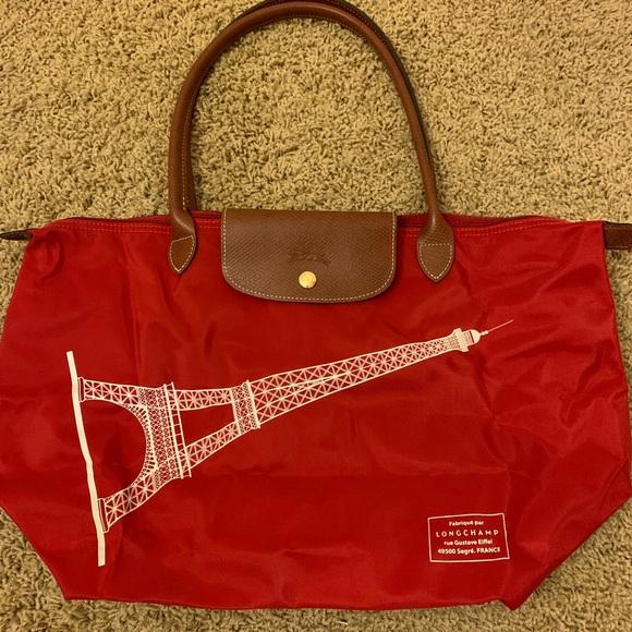 ef04345e44 Longchamp Bags | New Limited Eiffel Tower | Poshmark